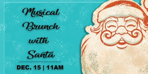 Musical Brunch with Santa @ Fitz's Spare Keys