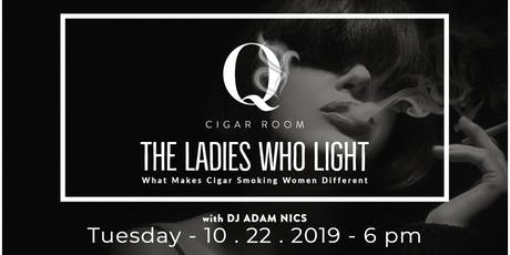 Ladies' Night | The Ladies Who Light tickets