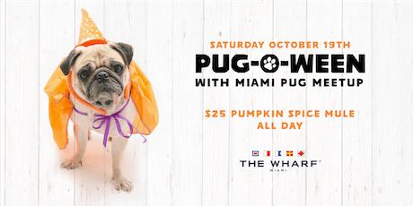 Pug-O-Ween with Miami Pug Meetup tickets