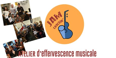"""Atelier d'effervescence musicale #1 :thème """"les différentes structures"""" billets"""