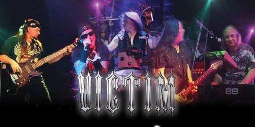 VICTIM w/ JUDITH PRIEST (FEMALE FRONTED JUDAS PRIEST TRIBUTE BAND)