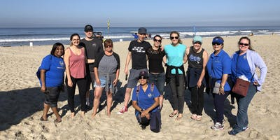 Imperial Beach Cleanup with Pure Bliss Bikinis