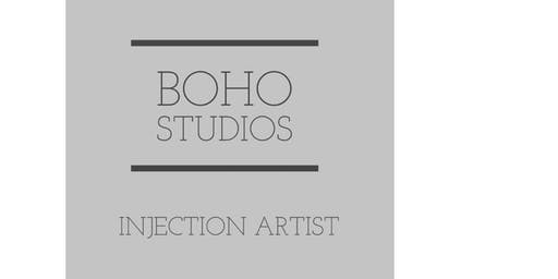 A Celebration and Open House of  BoHo Studios