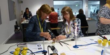 ASE Technicians Leadership Programme: Working with and training others