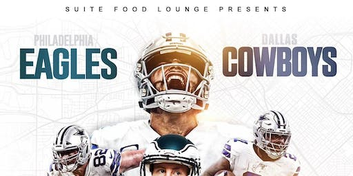 Eagles vs Cowboys Game Day Watch Party
