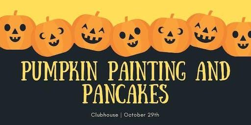 Pumpkin Painting & Pancakes