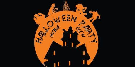 Halloween at Tysons Biergarten tickets