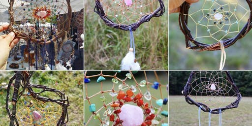 Copy of Dream Catcher Making Class with Bethany Hickey