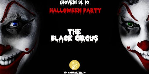 4Cento Halloween Party - The Black Circus (Giovedì 31.10)
