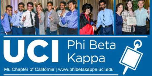 Phi Beta Kappa Fall Welcome Social