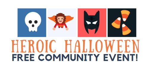 Heroic Halloween