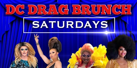 Saturday DC Drag Brunch   tickets