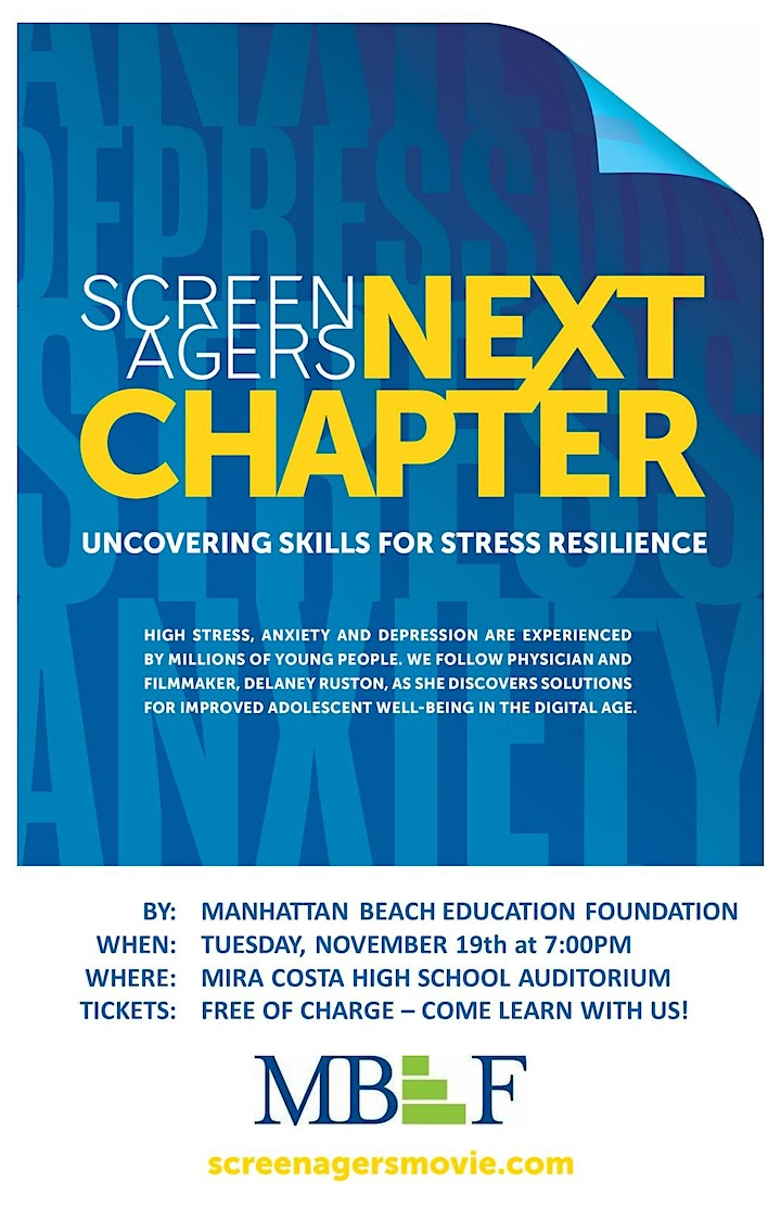 Screenagers NEXT CHAPTER image