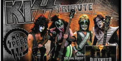 Mr. Speed Kiss Tribute with Blackwater