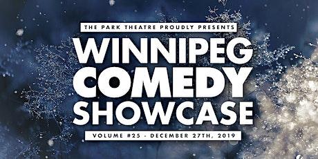 Winnipeg Comedy Showcase Vol #25 tickets