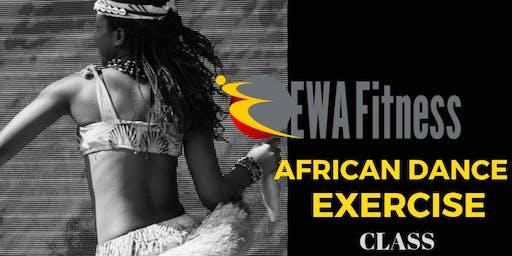 EWA Fitness African-Dance Exercise - Bucktown/Wicker Park
