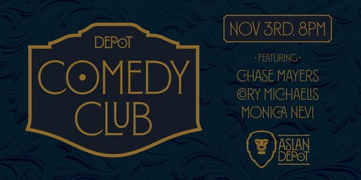 Depot Comedy Club: November Edition