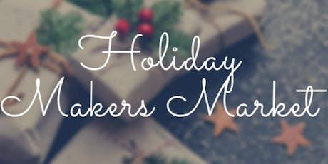 The Last Holiday Market tickets