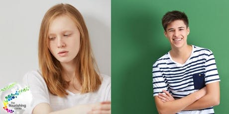 Free Webinar: Parenting Teens - Putting Positive Psychology into Practice tickets