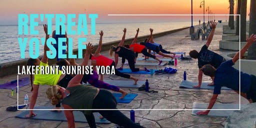 Re'Treat Yo'Self: Sunrise Yoga Special