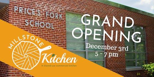 Millstone Kitchen Grand Opening