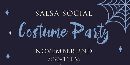 November Salsa Social with Salsa Secrets