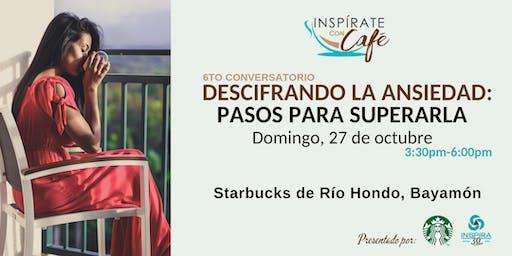 Inspírate con Café: 6to Conversatorio