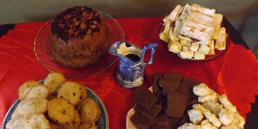 Baking for the Victorian Christmas Table 2019