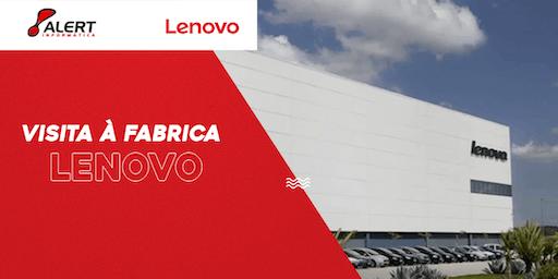 Visita à Fabrica Lenovo