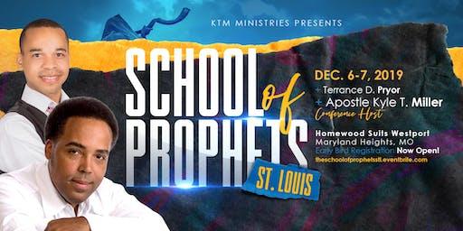 Apostle Kyle Presents...The School of Prophets: St. Louis, MO