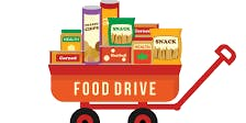 Holiday Dinner * Tuesday Talks**Food Drive