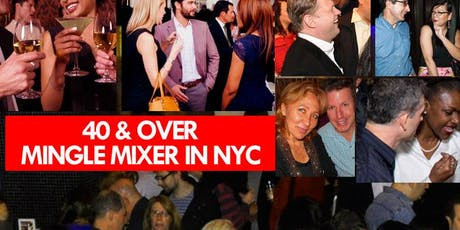 40 & Over Singles Mixer With A Twist - Fun & Games! tickets