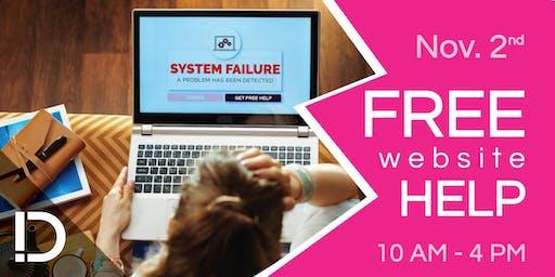 Free Website Help