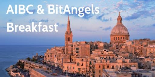 AIBC & BitAngels Breakfast