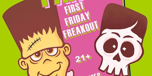 Freaky Friday - Halloween Party at Emporium Oakland