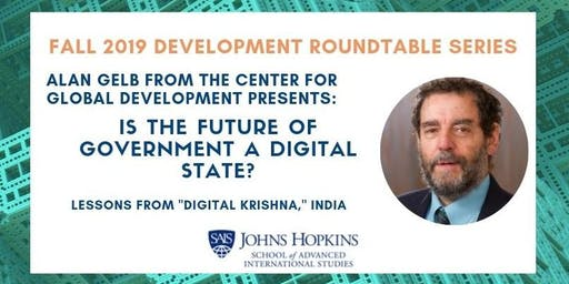 Is the Future of Government a Digital State?