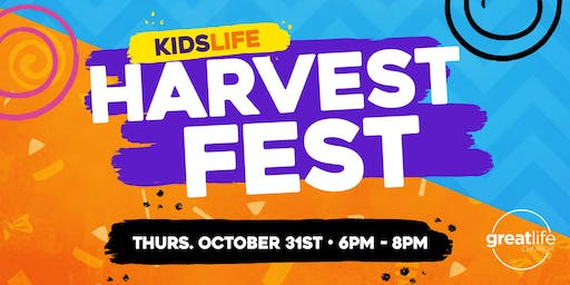 Great Life Church Harvest Fest 2019