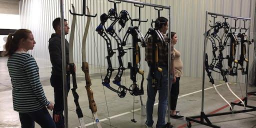 Date Night Archery Class
