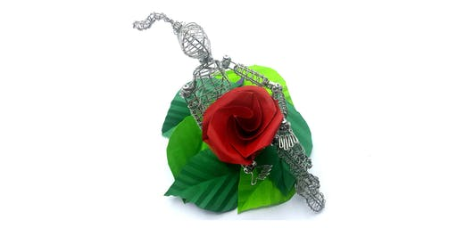 Atelier Origami / Origami Workshop: La Rose / The Rose