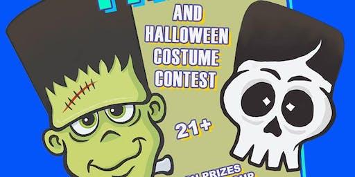 Saturday Halloween Costume Contsts at Emporium Oakland
