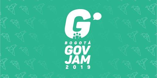 Bogotá GovJam 2019