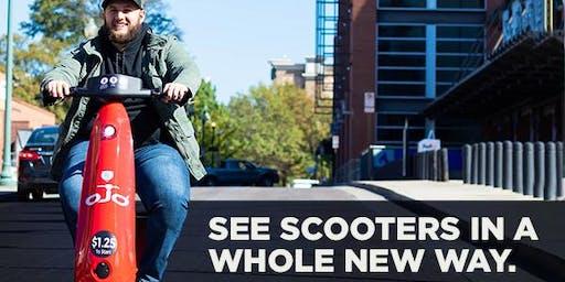 OjO Event Launch Rider: South Memphis