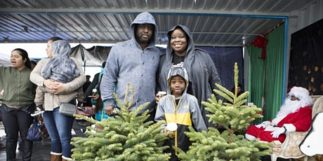 Christmas Tree Giveaway tickets