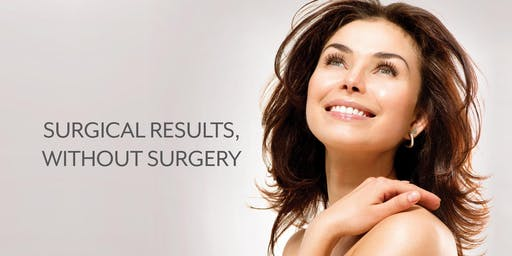 Surgical Results, Without Surgery- FaceTite Event