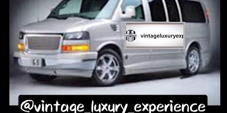 Vintage Luxury Experience ingressos