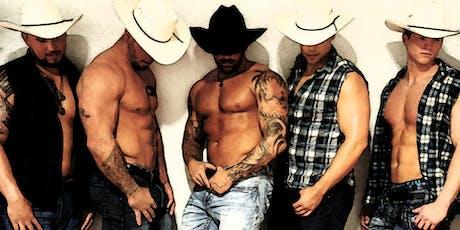 """The Rockin Cowboy Male Revue"" Washington DC - Special $$ tickets"
