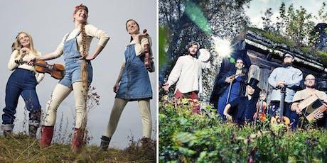 SVER's Epic Nordic Folk Fest tickets