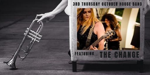 EVERY 3rd Thursday ft. local rotating house band + open jam