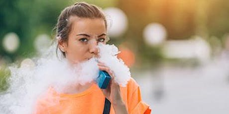 Vaping and E-Cigarettes: Risky Behaviors and Public Health tickets