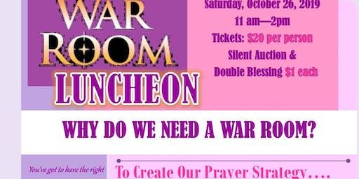 War Room Luncheon